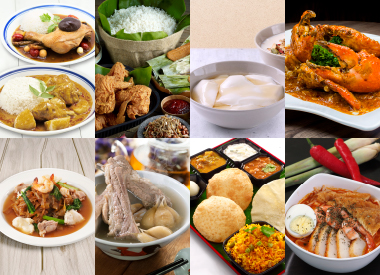 Top 8 Favourite Local Dishes