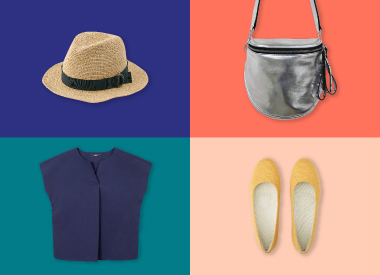 Rock the (Colour) Block: 5 Foolproof Colour Blocking Ideas